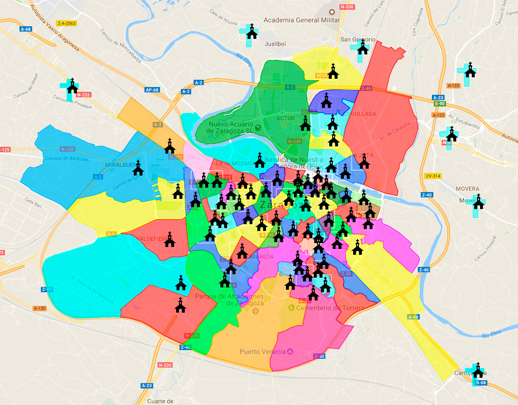 mapa-parroquias